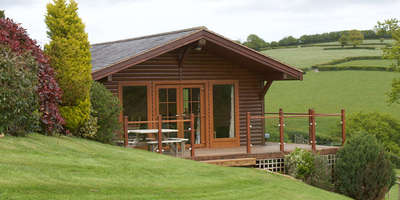 Holiday Property Website, a project we completed for Morrells Valley Lodges