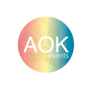 AOK Events - A client of Ziontech Solutions, Yeovil, Somerset